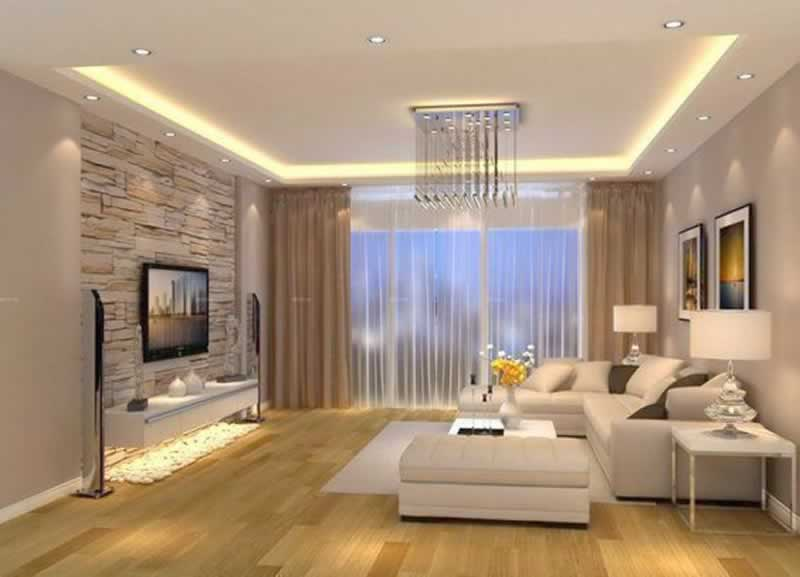 Why Every House Needs Amid Renovation - living room
