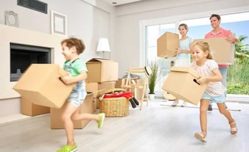 10 Before and after DIY Tips of moving to a new house in Utah - moving