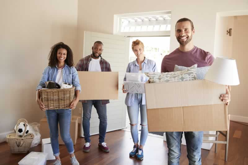 10 Before and after DIY Tips of moving to a new house in Utah