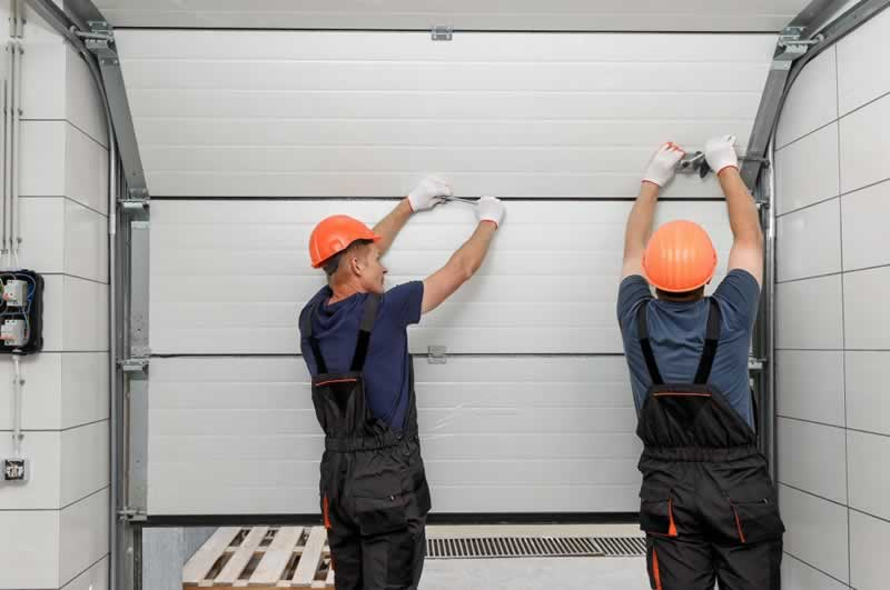 5 Common Myths About Garage Door Repair You Should Know - repairing