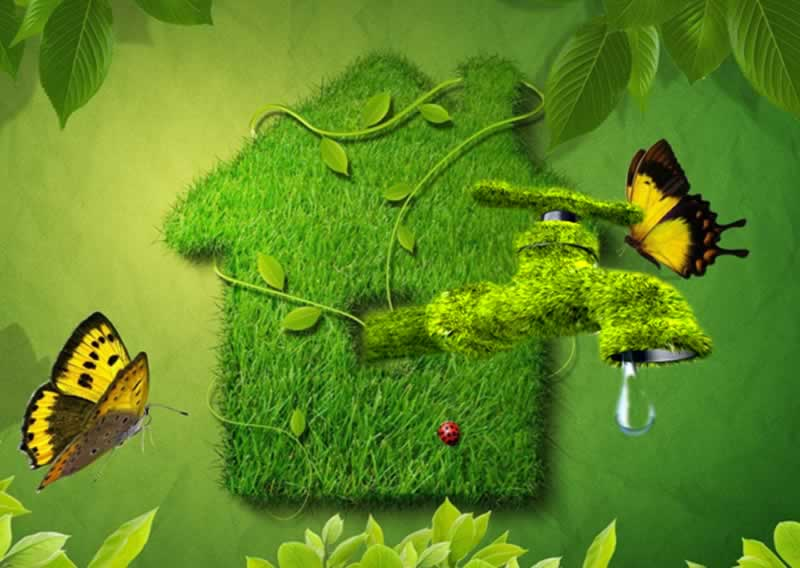 5 Tips to Make Your Plumbing Eco-Friendly - eco friendly