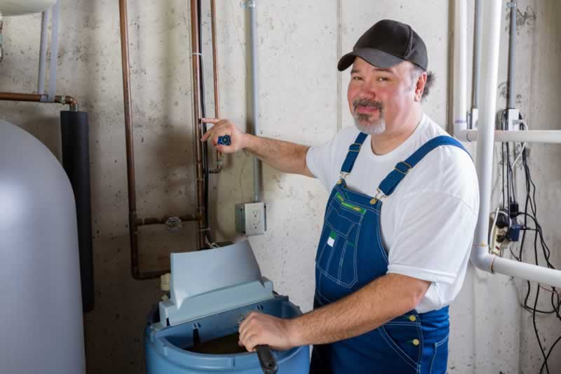 6 Ways To Deal With Hard Water At Home - plumber