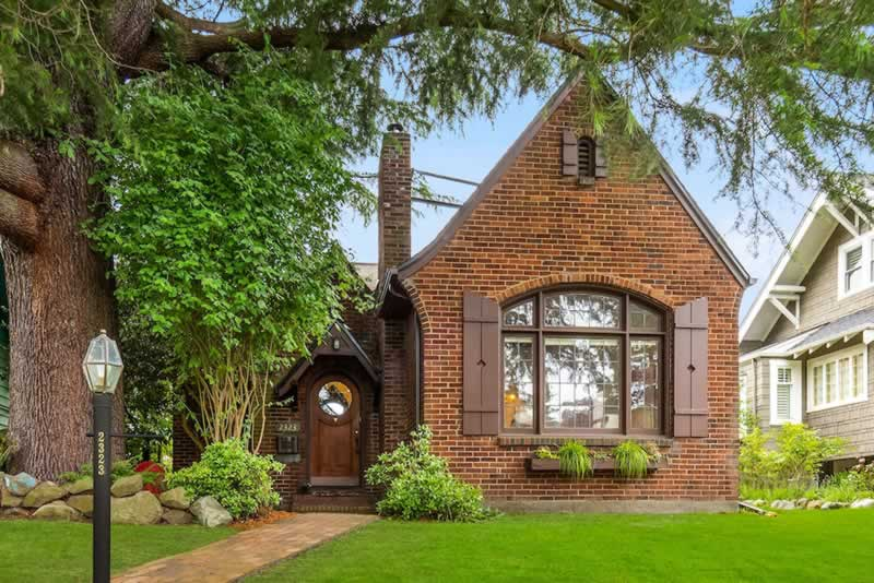 9 Architectural styles to choose from when designing your new home - brick house