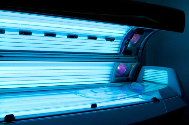Are You at Risk of Indoor UV Exposure - tanning equipment