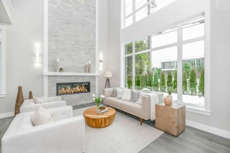 Building Your Dream Home From Scratch - living room