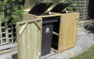 How Can You Hide Wheelie Bins - bin hideout