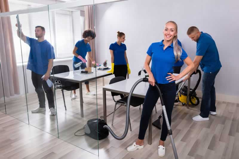 How To Choose The Right Commercial Cleaning Company For Your Business - cleaning