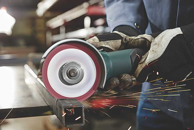 How To Use 4,5 Inch Angle Grinder