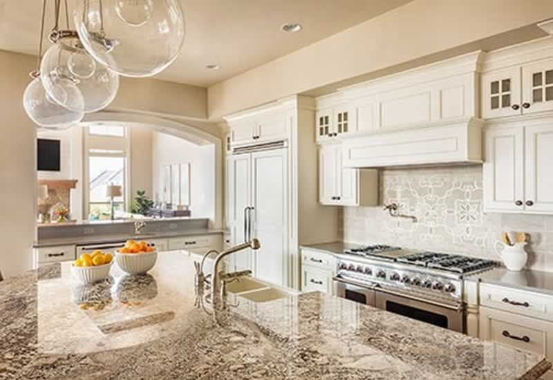 How To Use Granite Design Details To Enhance Your Kitchen - granite countertop