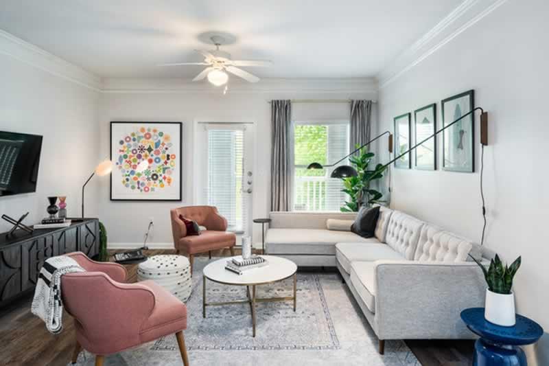 How to Make an Apartment Feel More Like Home - nice apartment