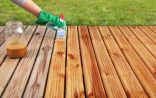 How to Stain an Outdoor Deck Properly
