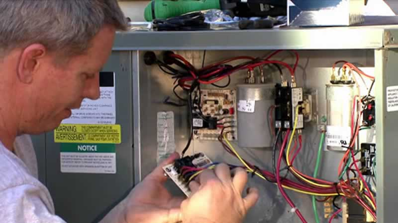 How to Wire a Heat Pump Thermostat
