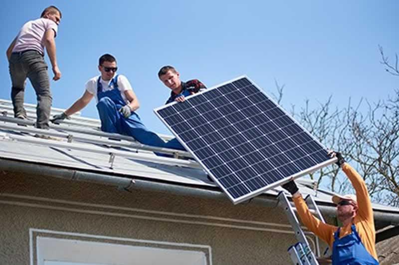 Solar Batteries - solar panels
