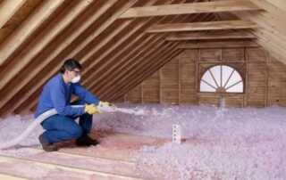 Spray Foam Insulation vs Blow-In Insulation - blow-in insulation