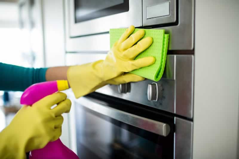 Surprising Places in Your Home That You Might Forget to Clean - appliances