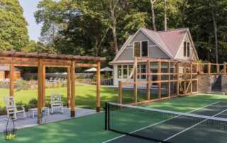 The Basics of Present-Day Tennis Court Construction