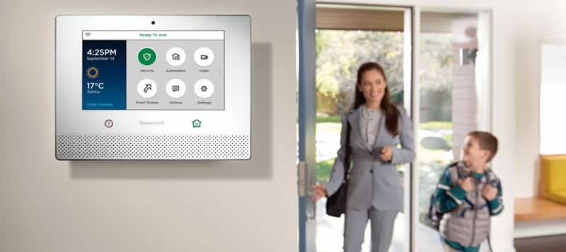 The Different Types of Home Security Systems - home alarm