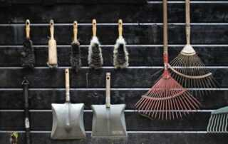Thinking Of Building A Shed In Your Garden - garden tools