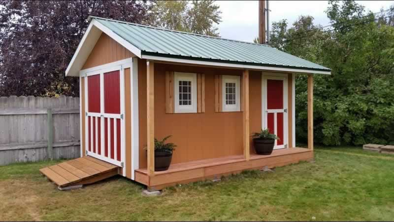 Top 5 Quality Shed Designs To Improve the Value of Your Home - shed