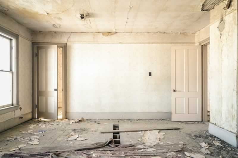 Why you need to renovate before moving in