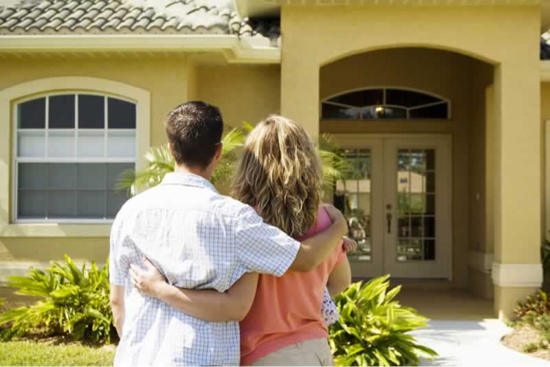 Advice for First Time Home Buyers - home buyers