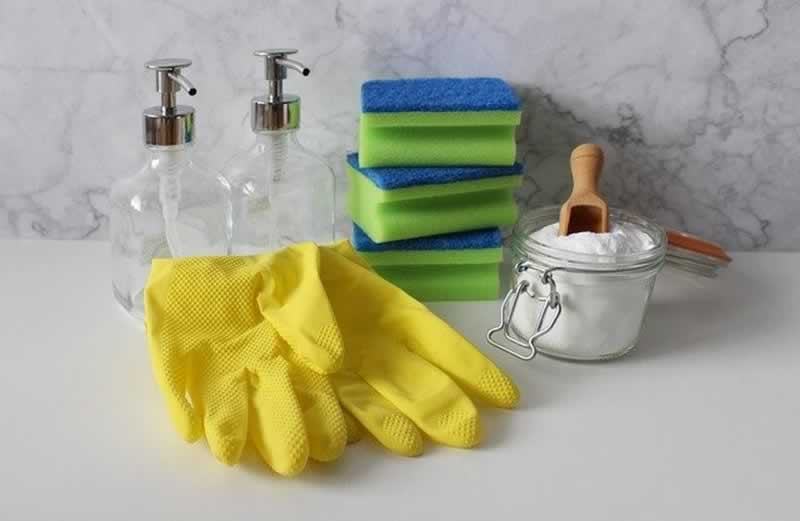 Home Cleaning Tips - cleaning tools