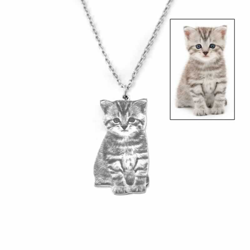The Best Gifts for Cat Lovers That Are Perfect in Every Way - cat necklace