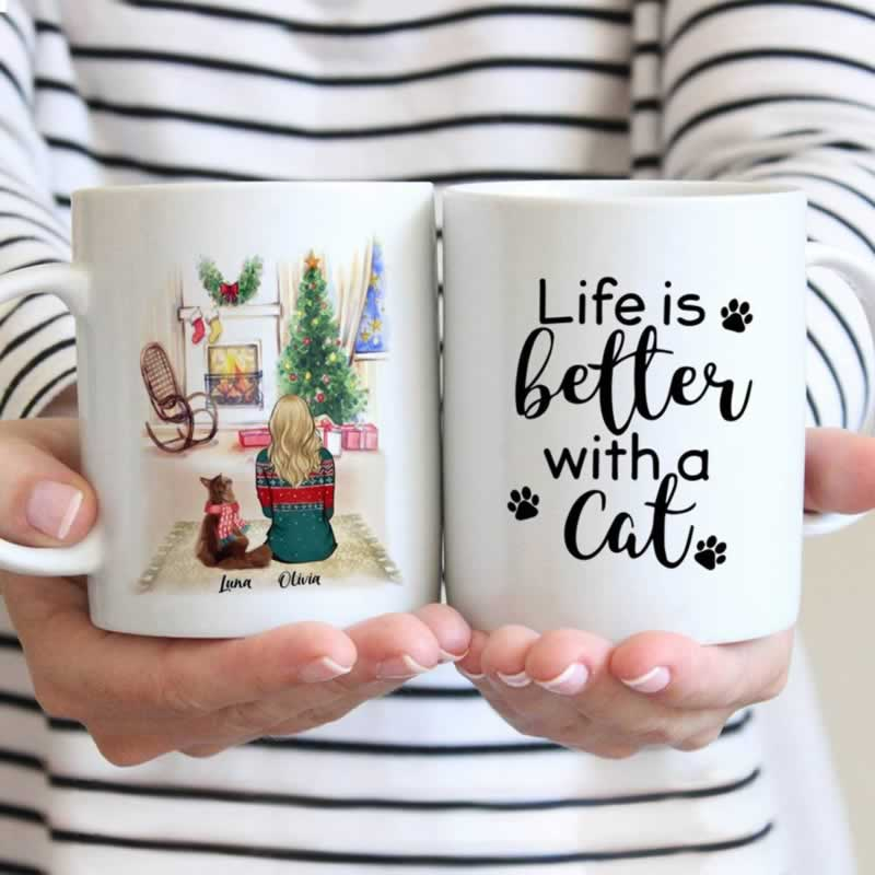 The Best Gifts for Cat Lovers That Are Perfect in Every Way - mug