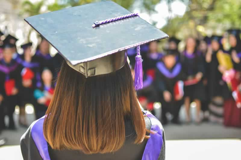 Thinking About Getting An Online Degree - graduate
