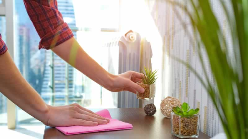 Tricks To Keep Your Home Clean And Fresh - cleaning