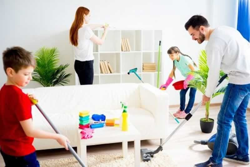 Tricks To Keep Your Home Clean And Fresh