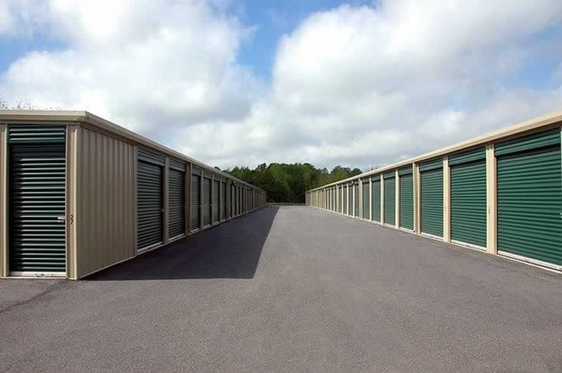 Try Self-Storage Solutions