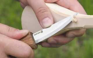 What Is the Best Knife for Carving Wood - carving knife