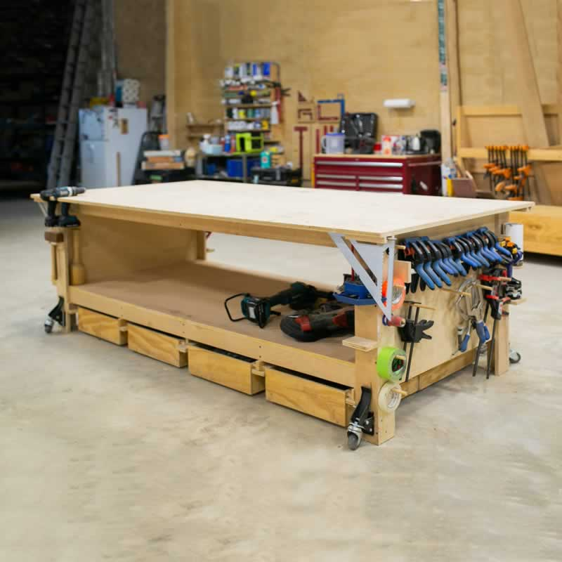 What engineers need to keep in mind when selecting a workbench