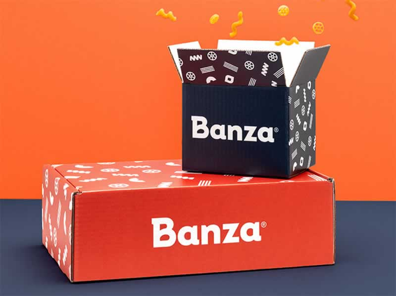 Why Branded Custom Packaging Matters More Than You Think - banza