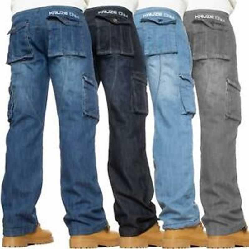 Why Denim Work Pants are the best - wide varieties